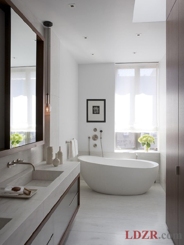 home bathroom decor photo - 3