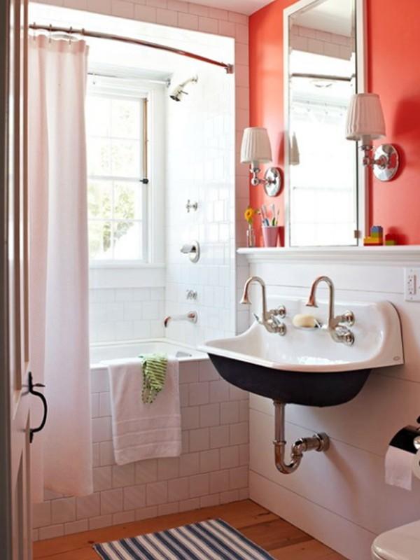 home bathroom decorating ideas photo - 4