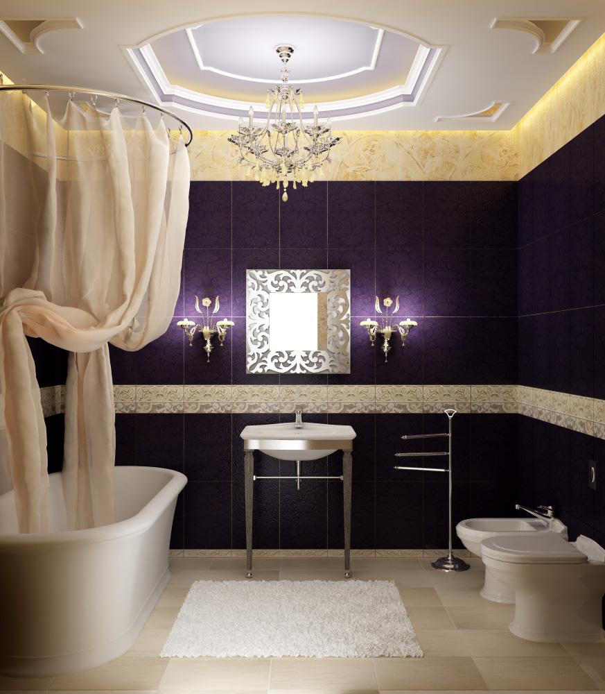 home bathroom decorating ideas photo - 5