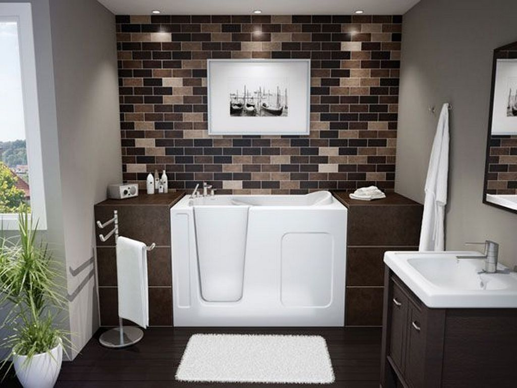 home bathroom decorating ideas photo - 8