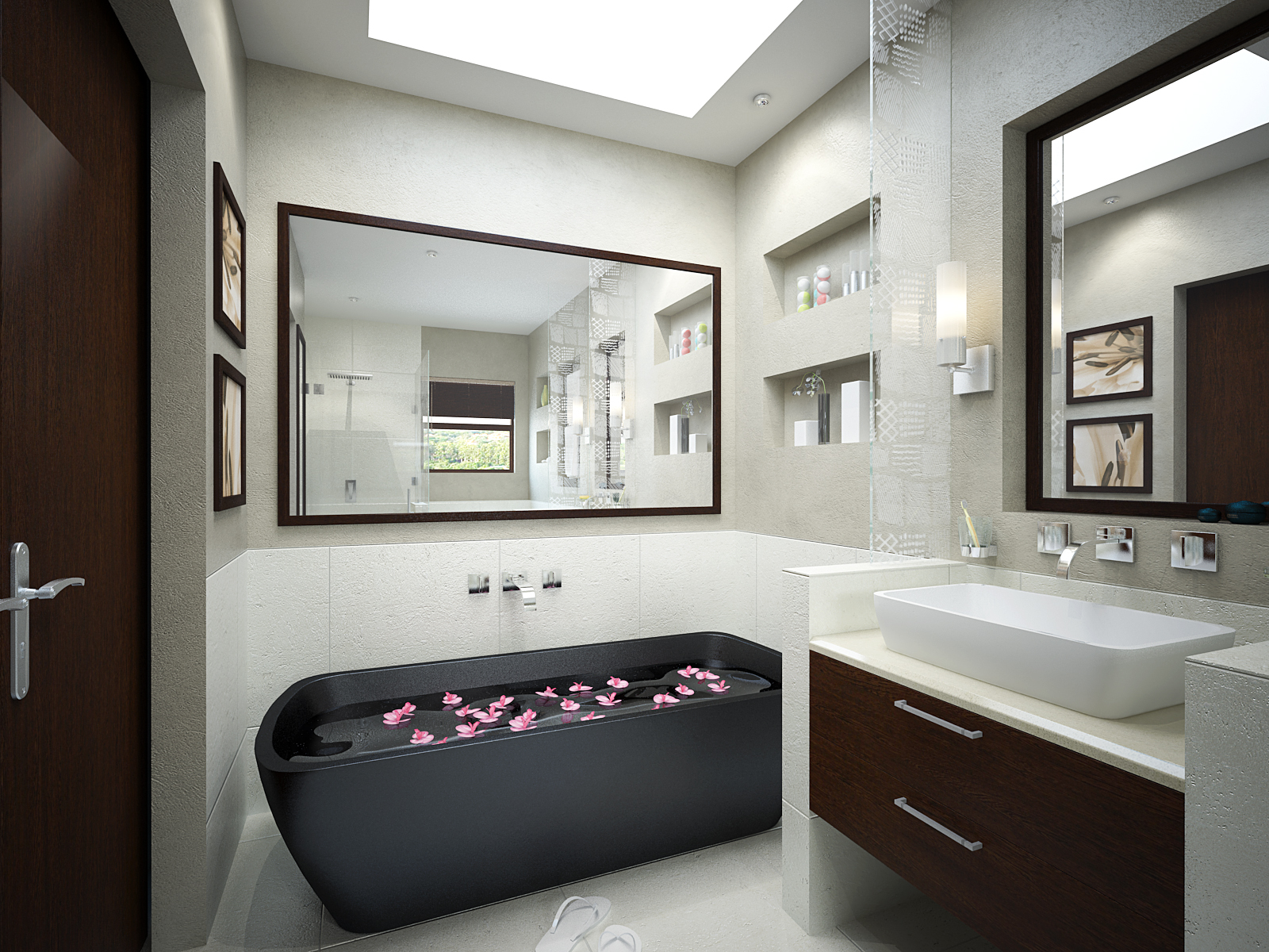 Home bathroom design ideas | Hawk Haven
