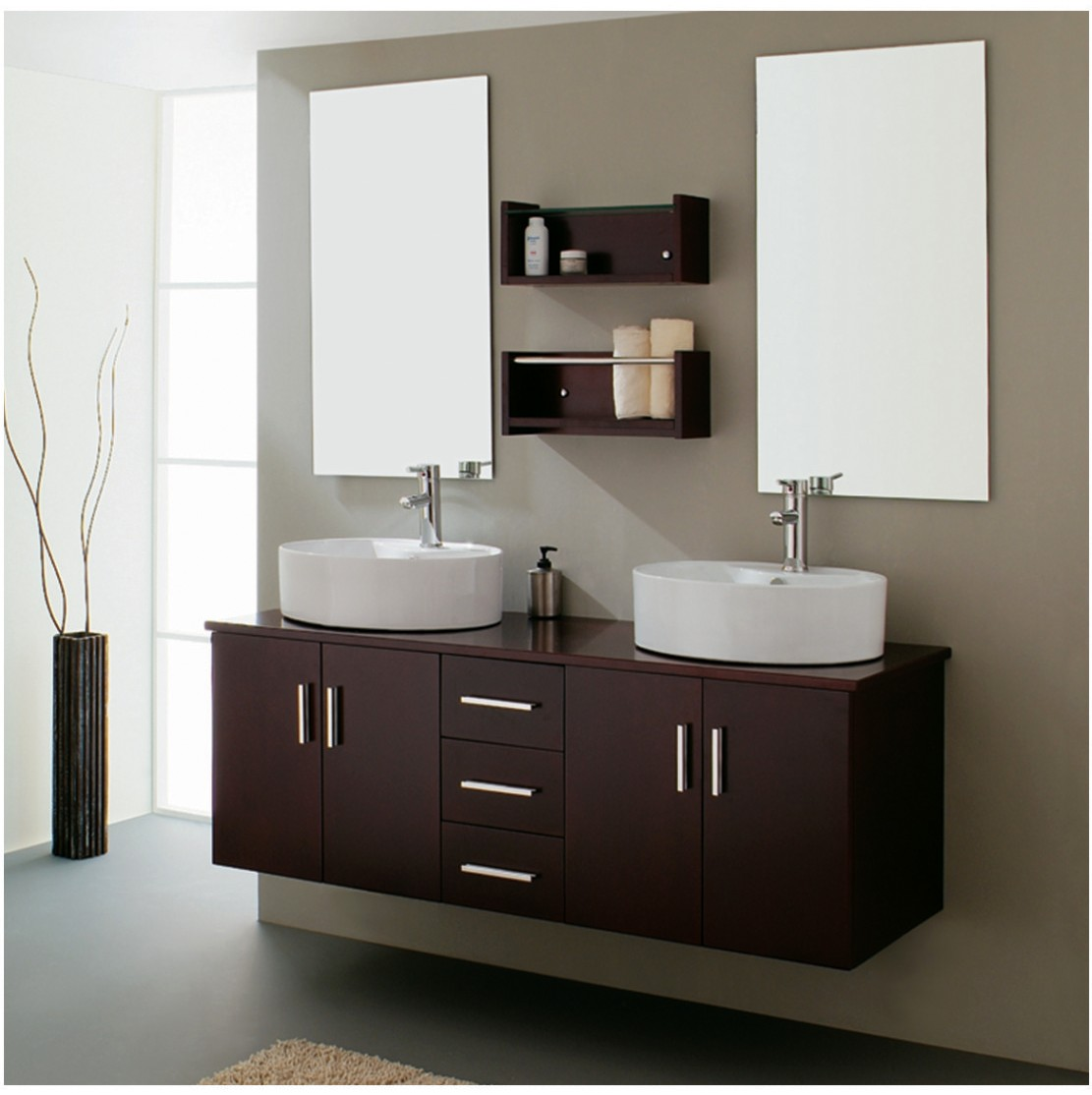 home bathroom furnishings photo - 2