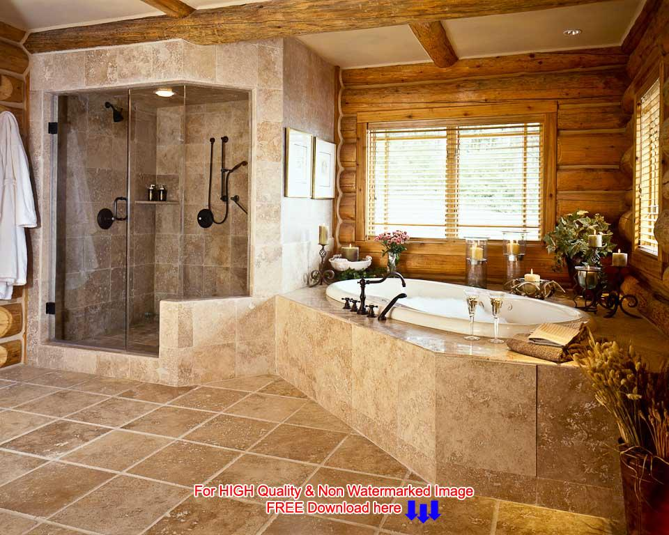 home bathroom furnishings photo - 7