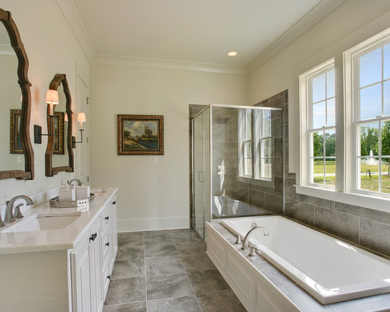 home bathroom ideas photo - 4