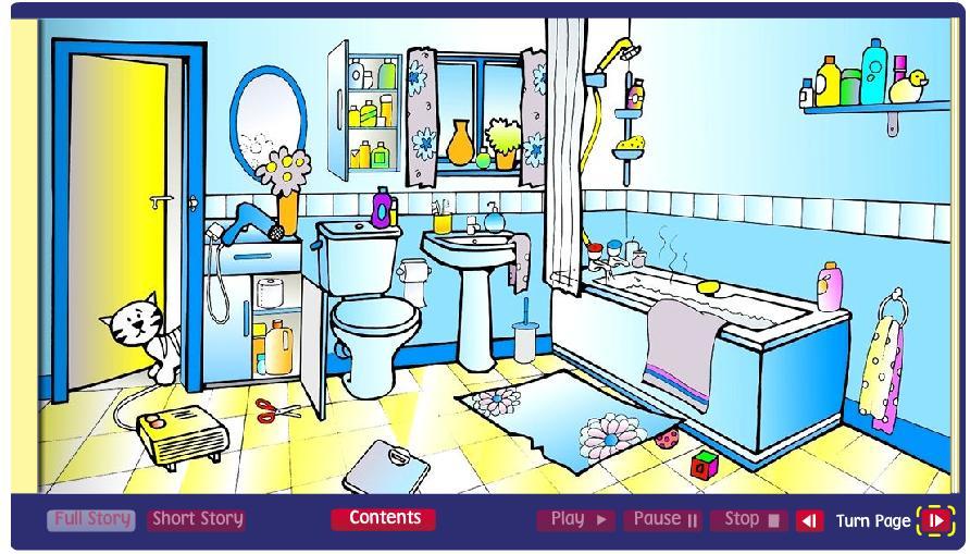 Home bathroom safety   Hawk Haven