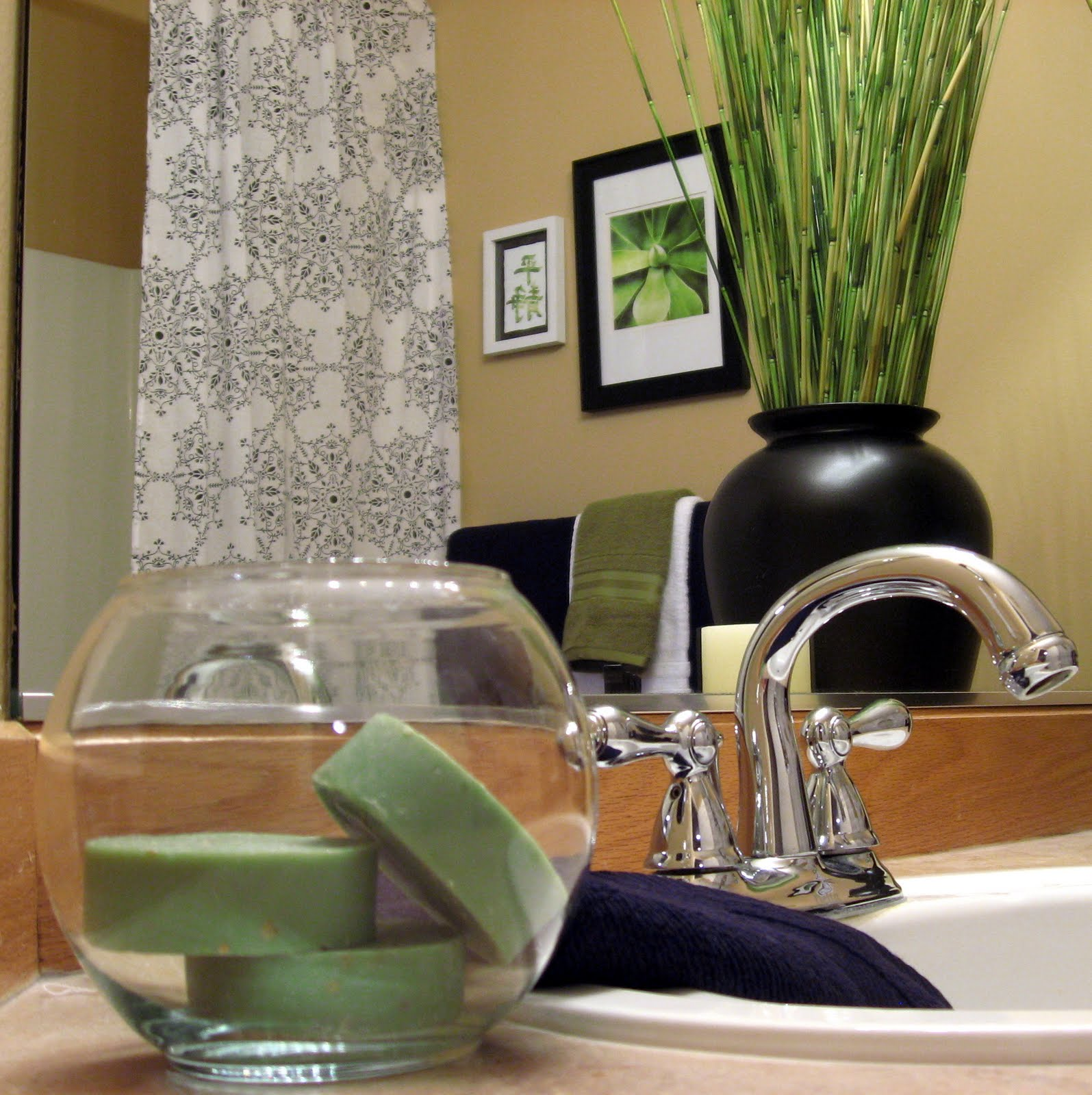 Home Bathroom Spa Accessories Photo 1