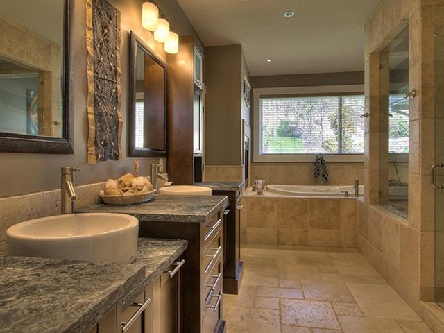 home bathroom spa ideas photo - 6