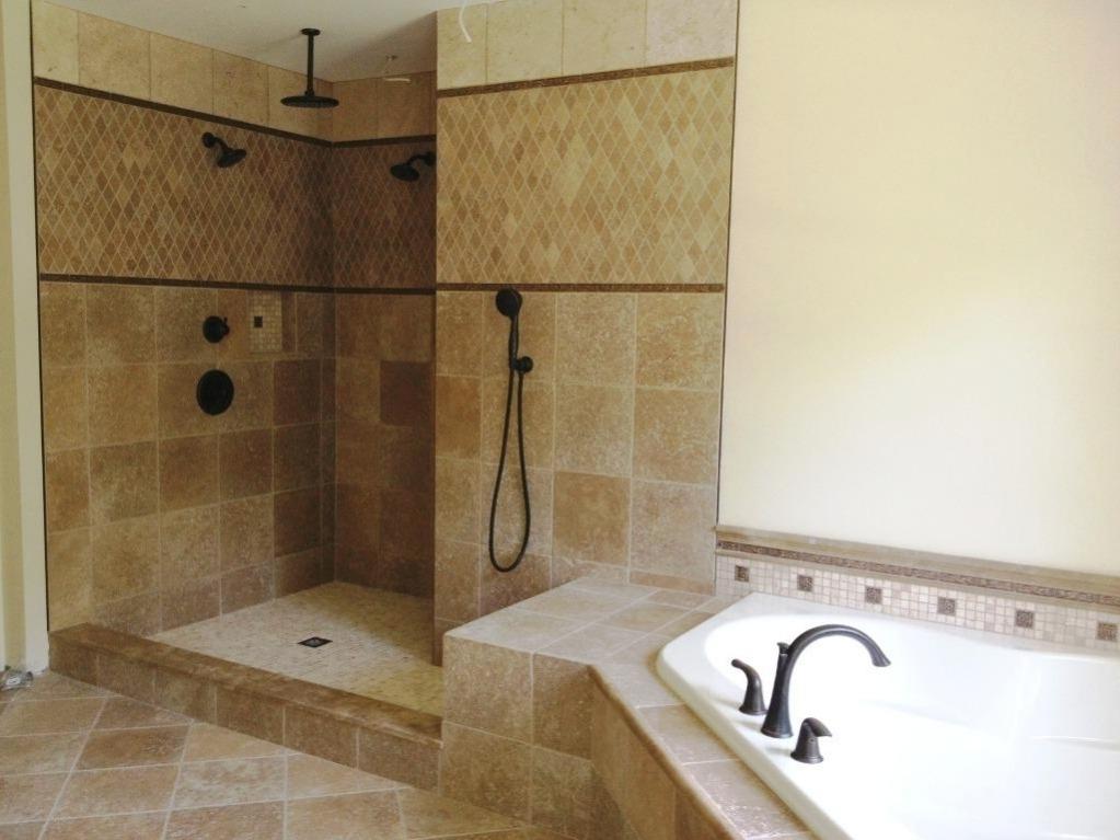 home bathroom tile ideas photo - 1