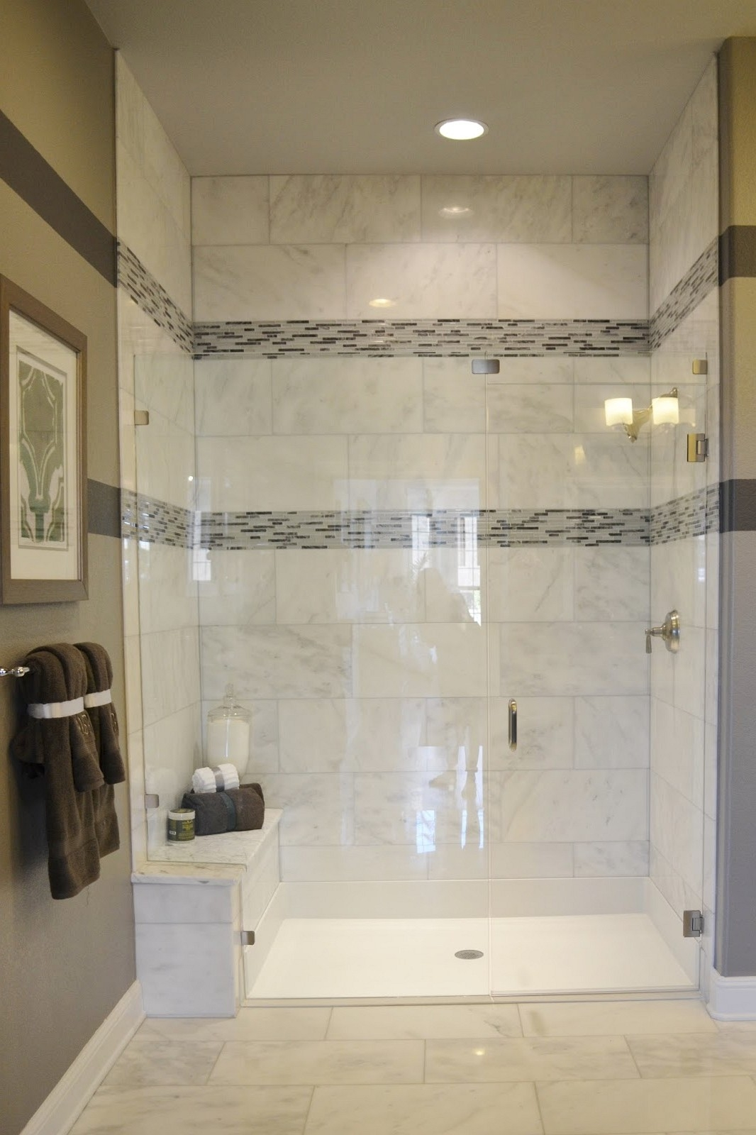 home bathroom tile ideas photo - 10