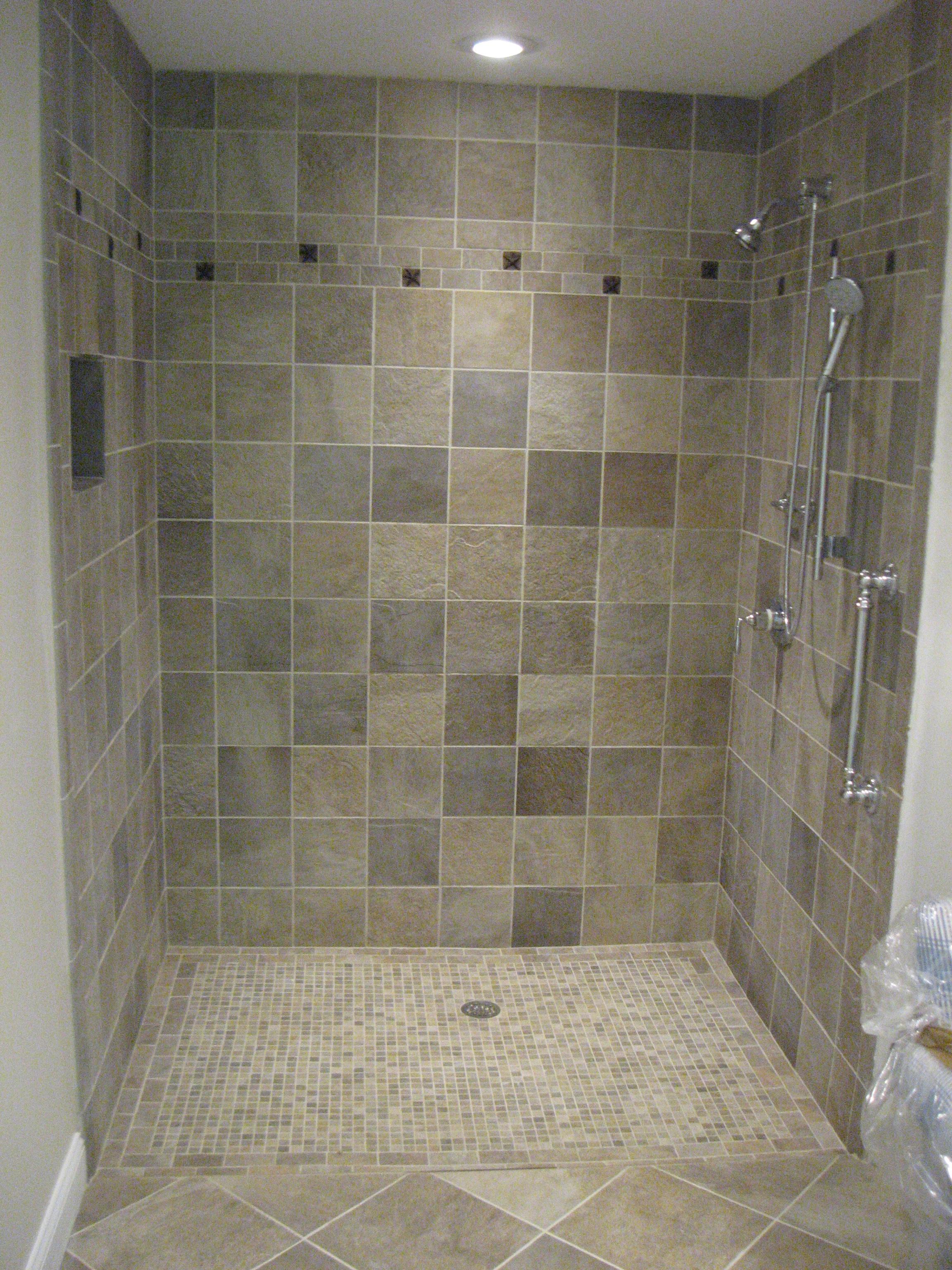 home bathroom tile ideas photo - 3
