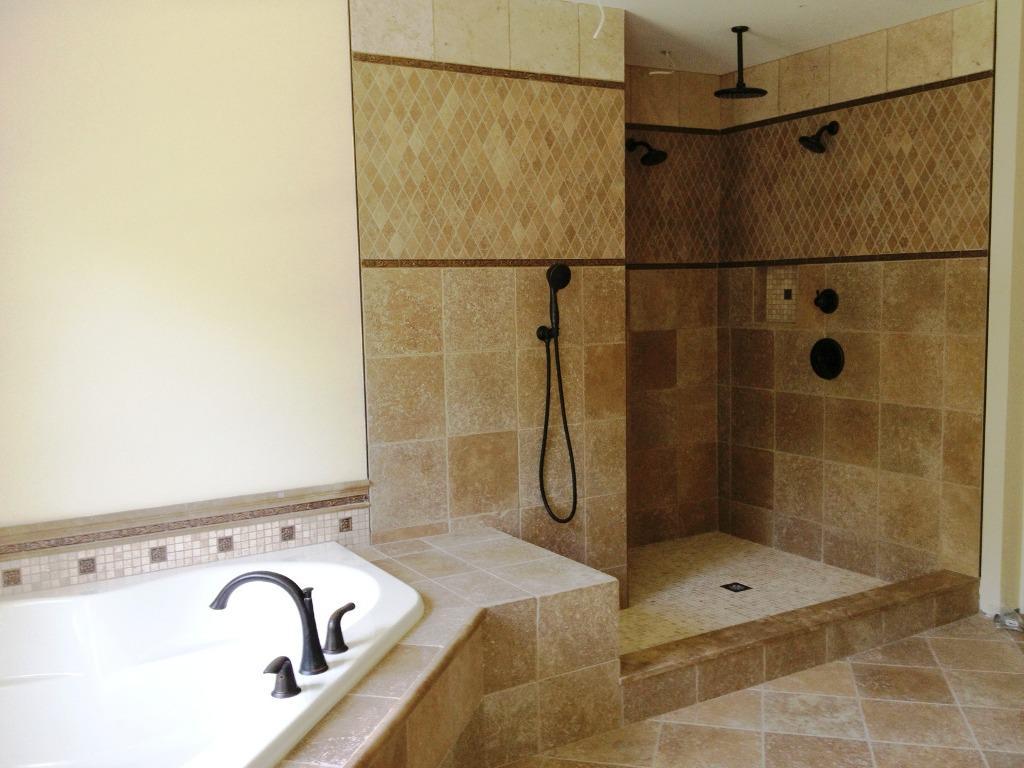 home bathroom tile ideas photo - 4