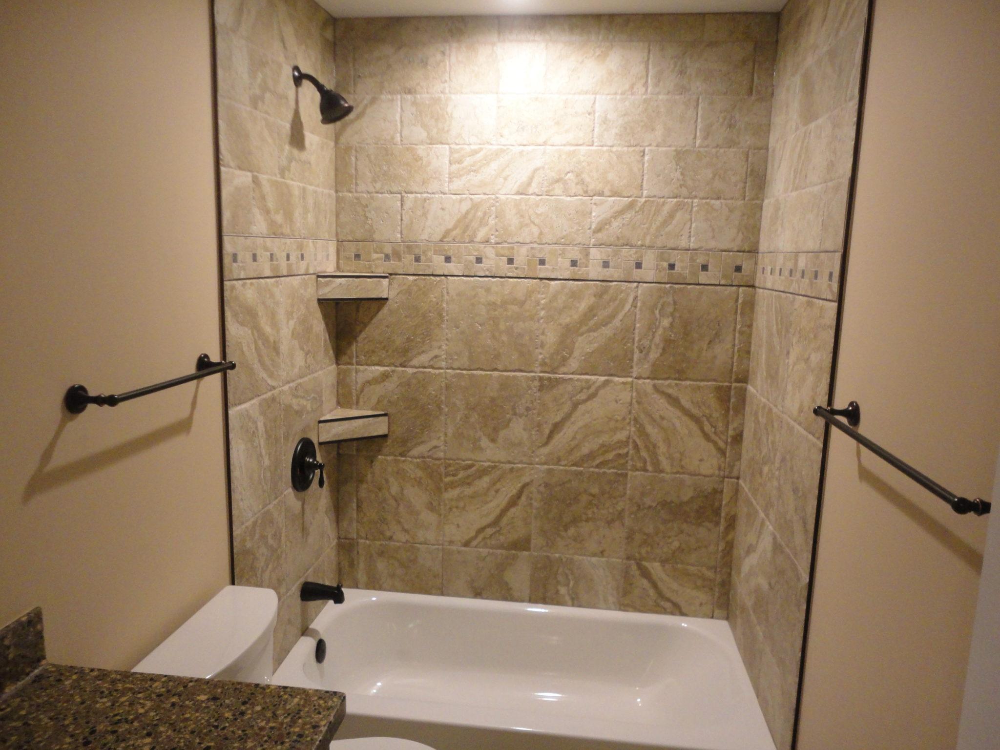 home bathroom tile ideas photo - 6