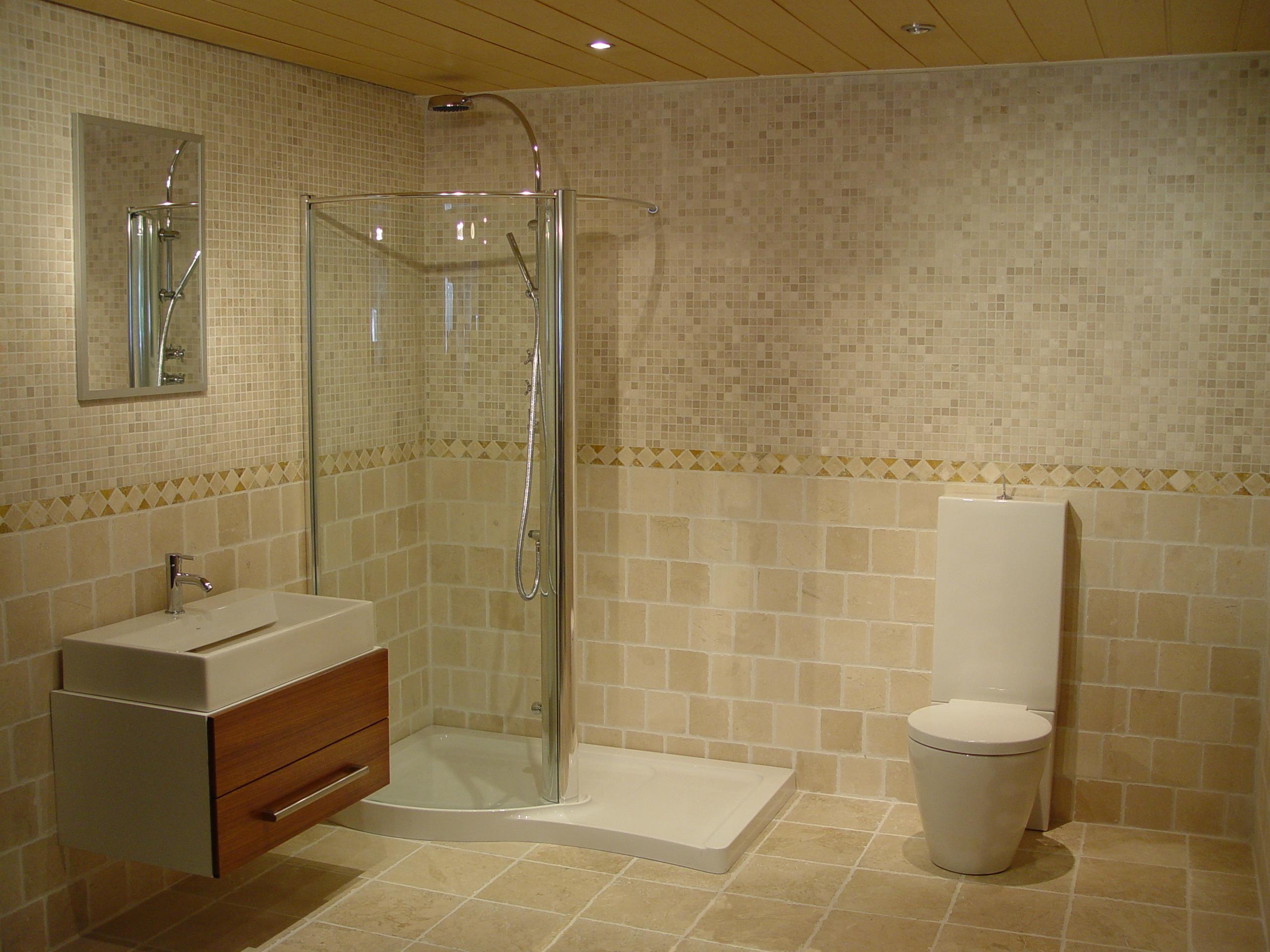 home bathroom tile ideas photo - 8