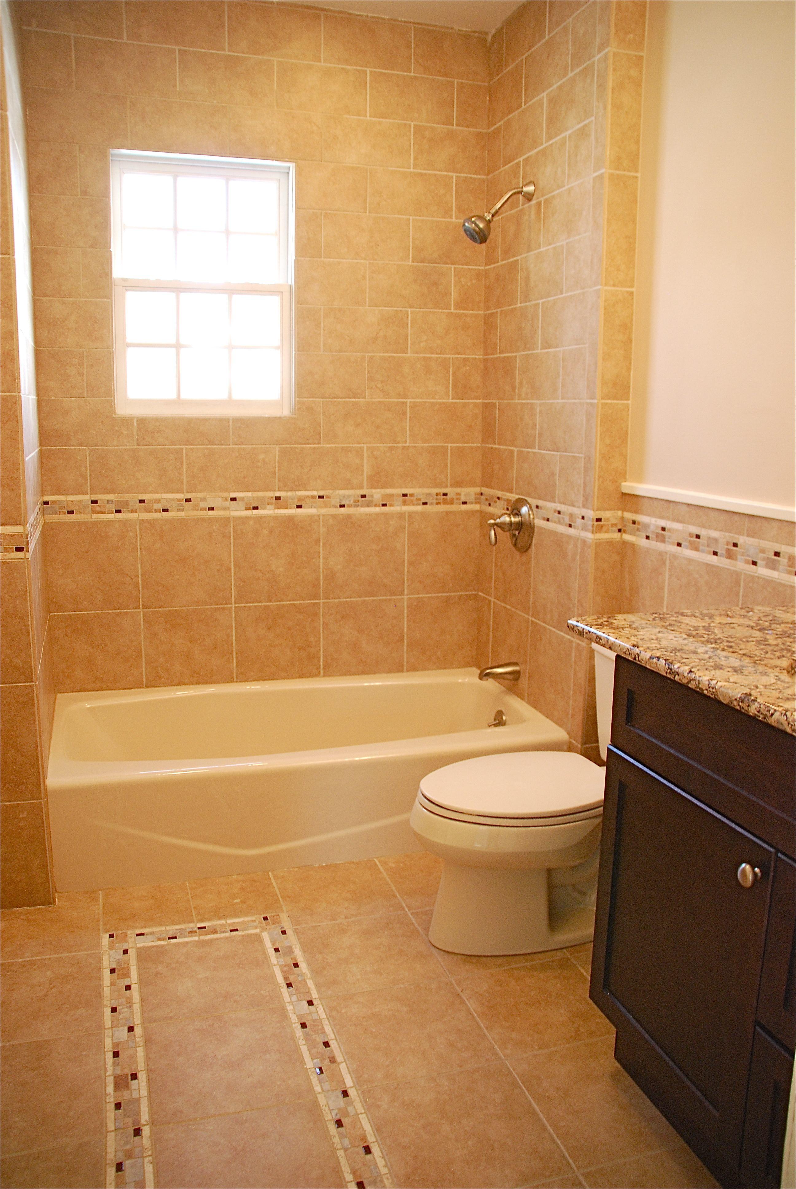 home bathroom tile ideas photo - 9