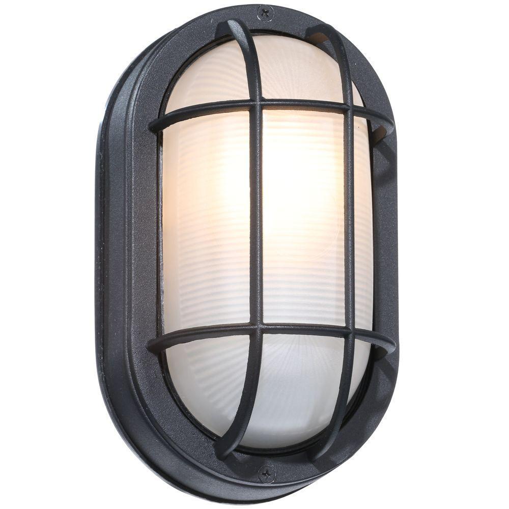 home depot outdoor wall lighting fixtures photo - 10