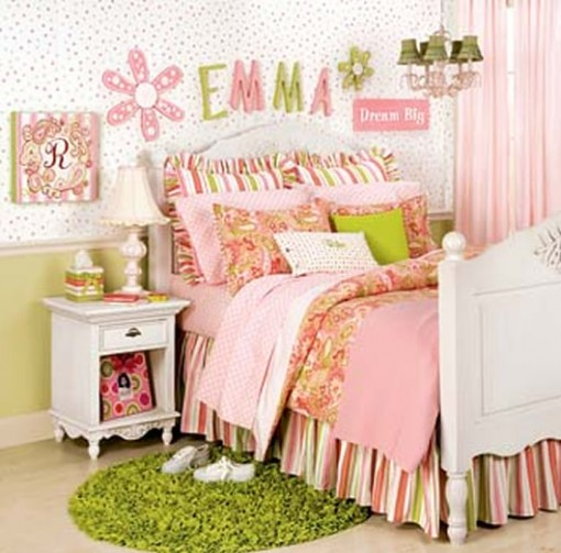 ideas for a little girl room photo - 10