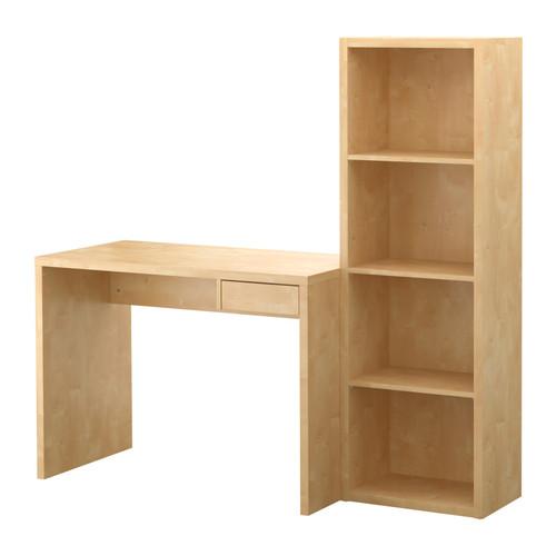ikea bedroom furniture desk photo - 1