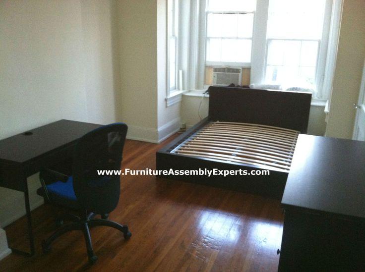 ikea bedroom furniture desk photo - 4