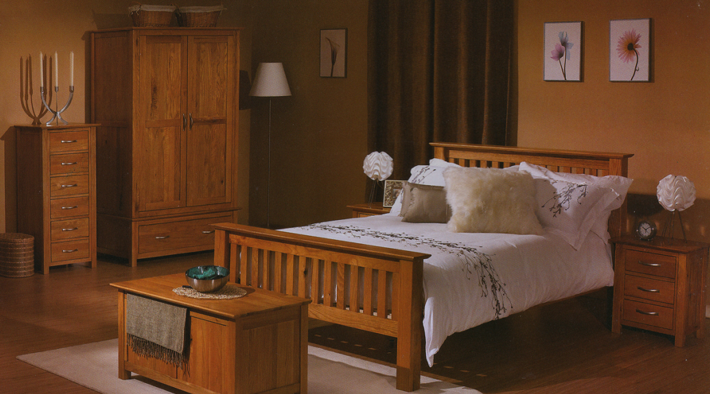 Ikea Bedroom Furniture Oak Photo 1
