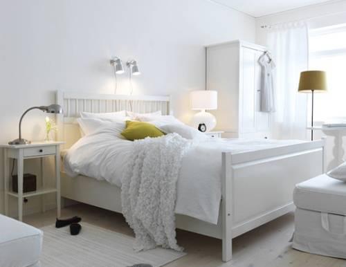 ikea hemnes bedroom furniture photo - 2