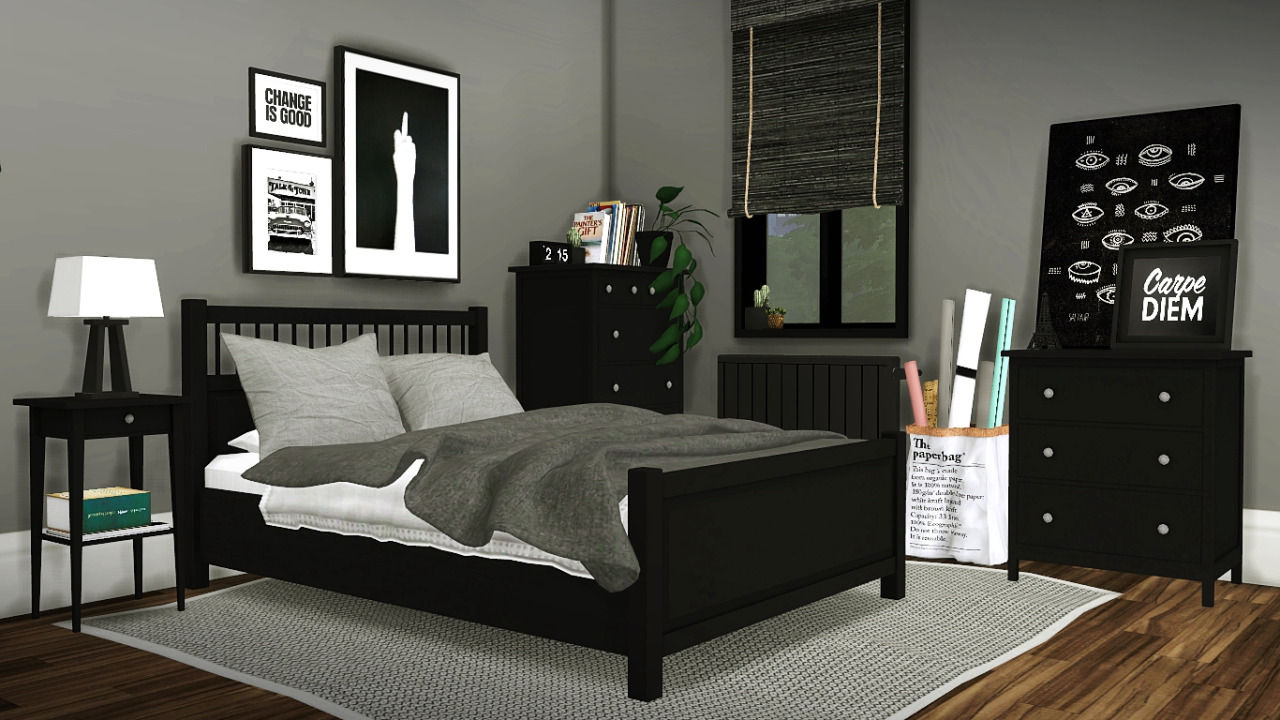 Ikea Hemnes Bedroom Furniture Photo   3