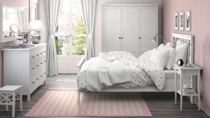 ikea hemnes bedroom furniture photo - 7