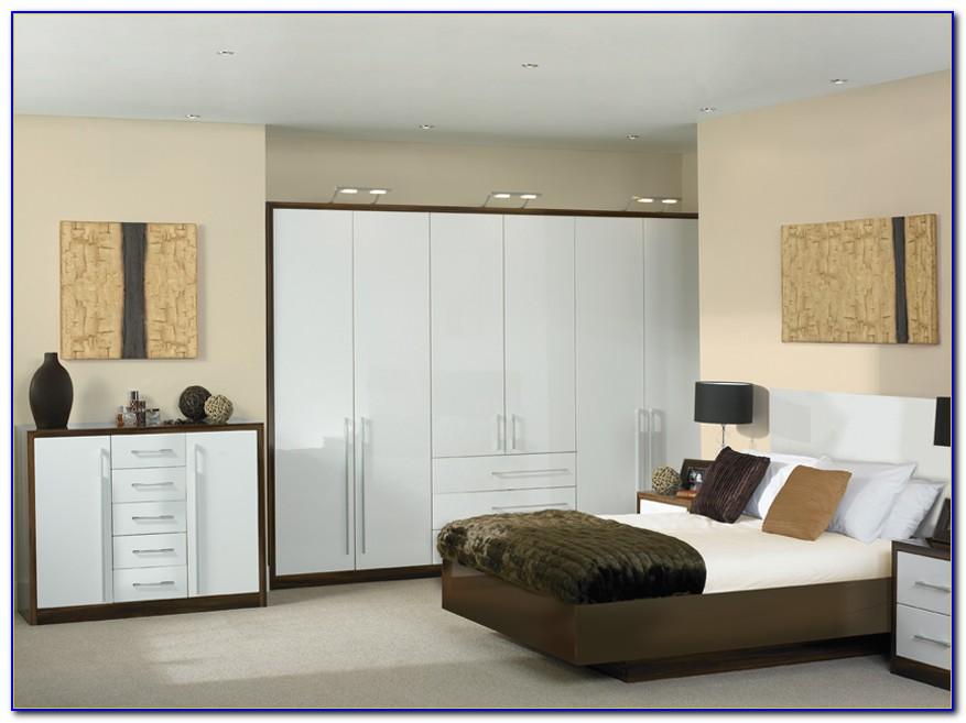 ikea high gloss bedroom furniture photo - 2