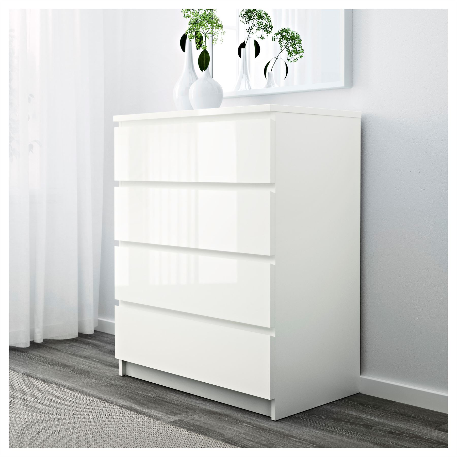 ikea high gloss bedroom furniture photo - 4