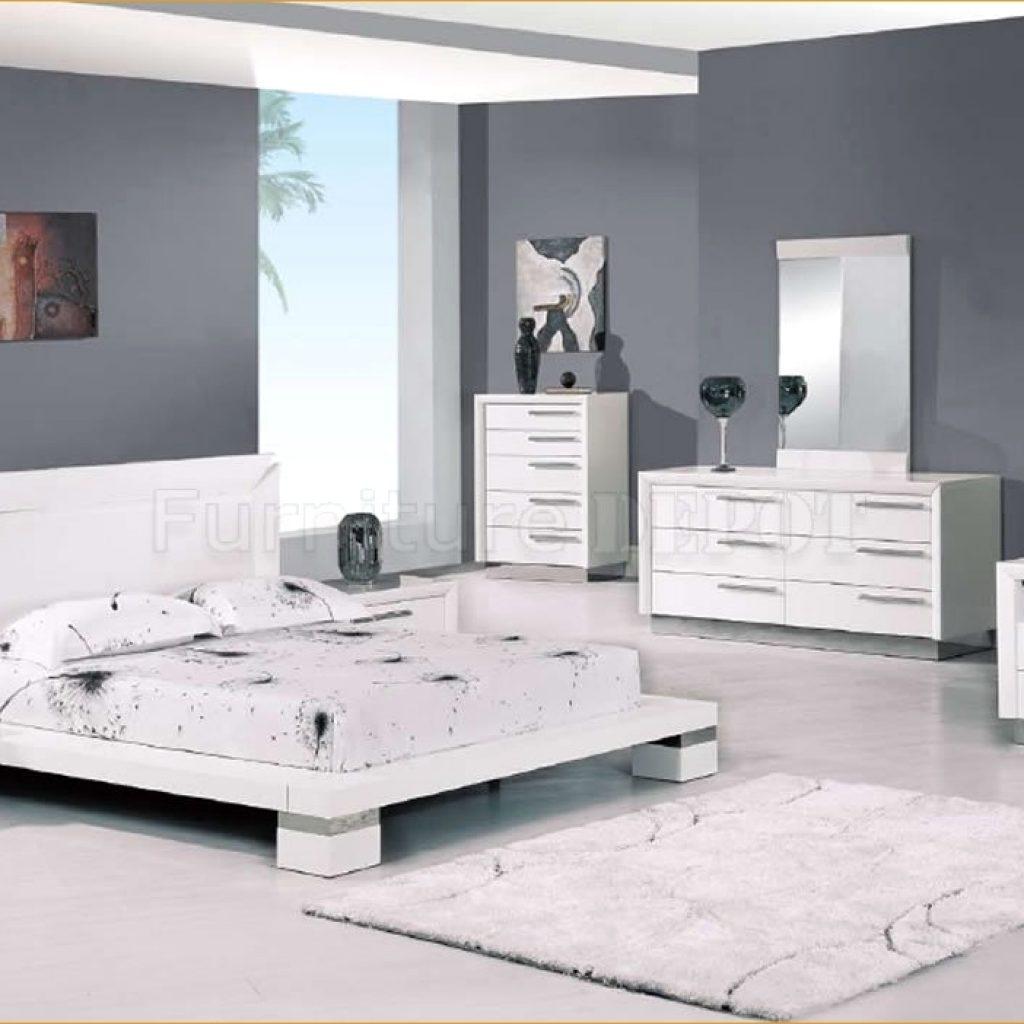 ikea high gloss bedroom furniture photo - 7