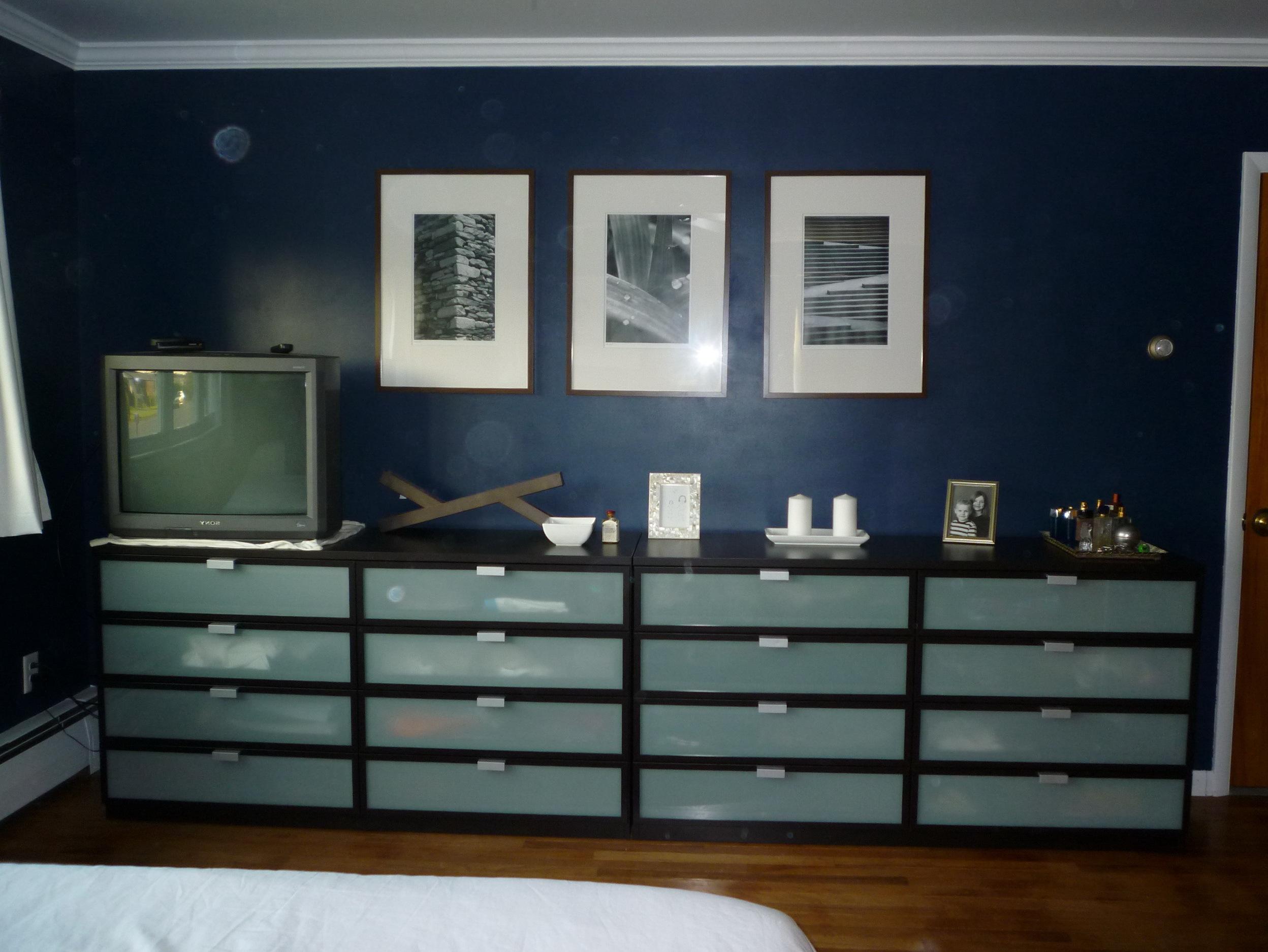 ikea hopen bedroom furniture photo - 1