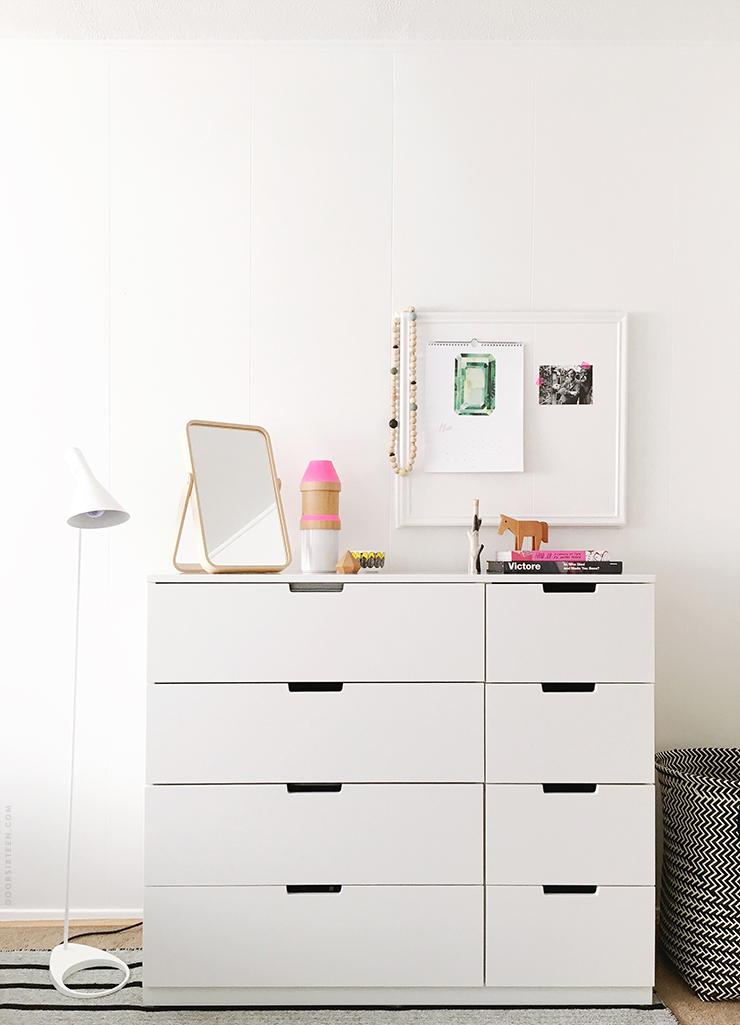 ikea hopen bedroom furniture photo - 10