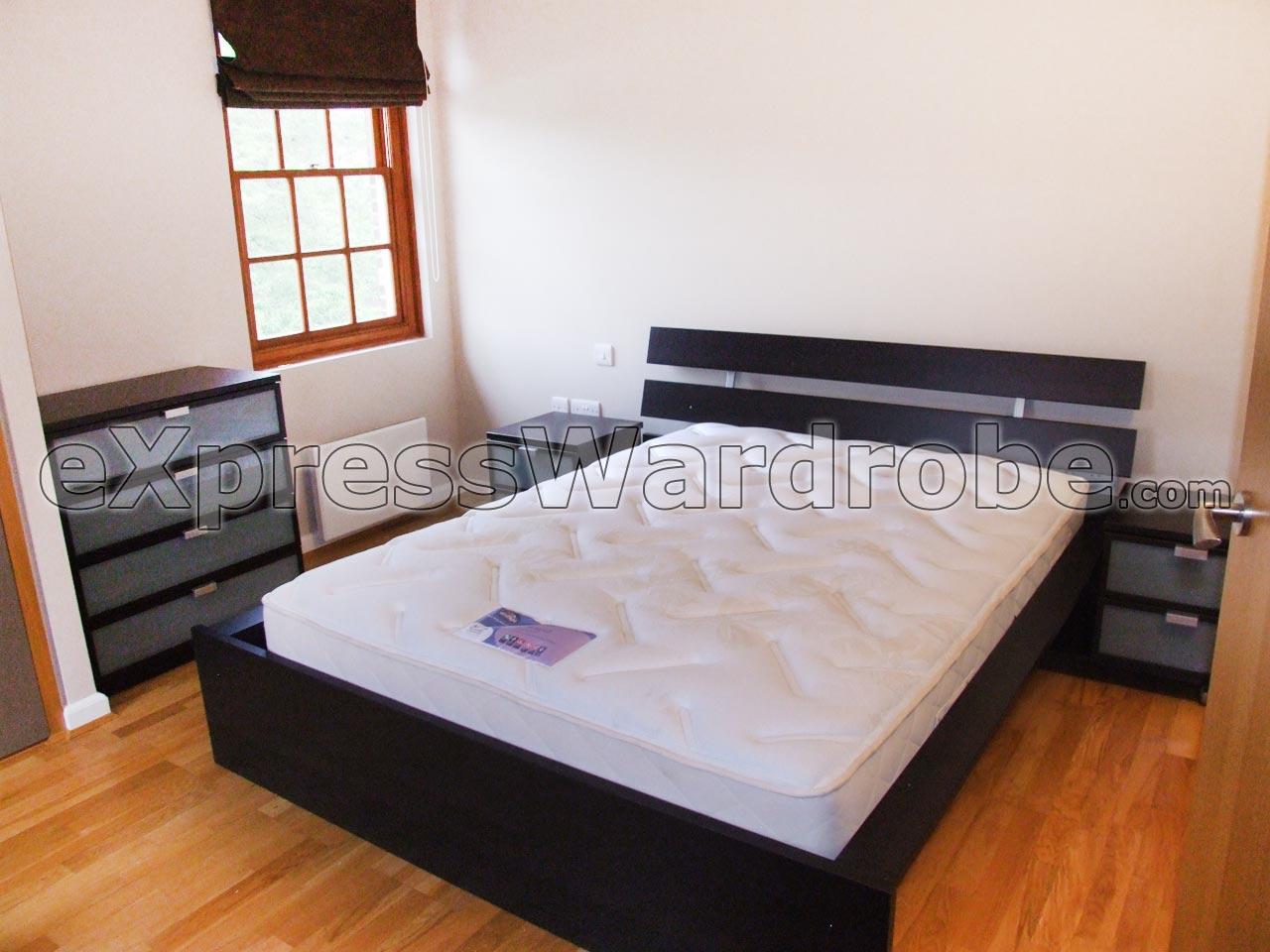 ikea hopen bedroom furniture photo - 3