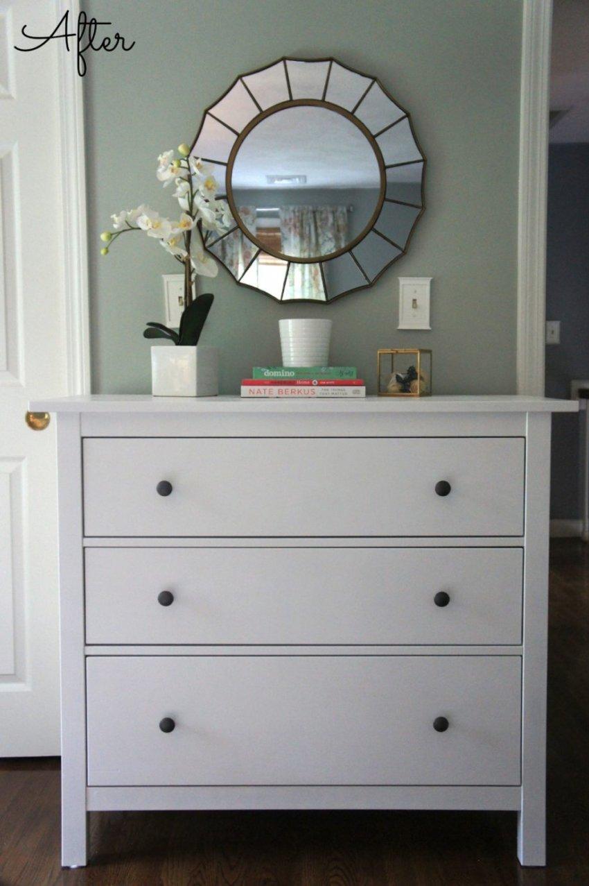 ikea hopen bedroom furniture photo - 8