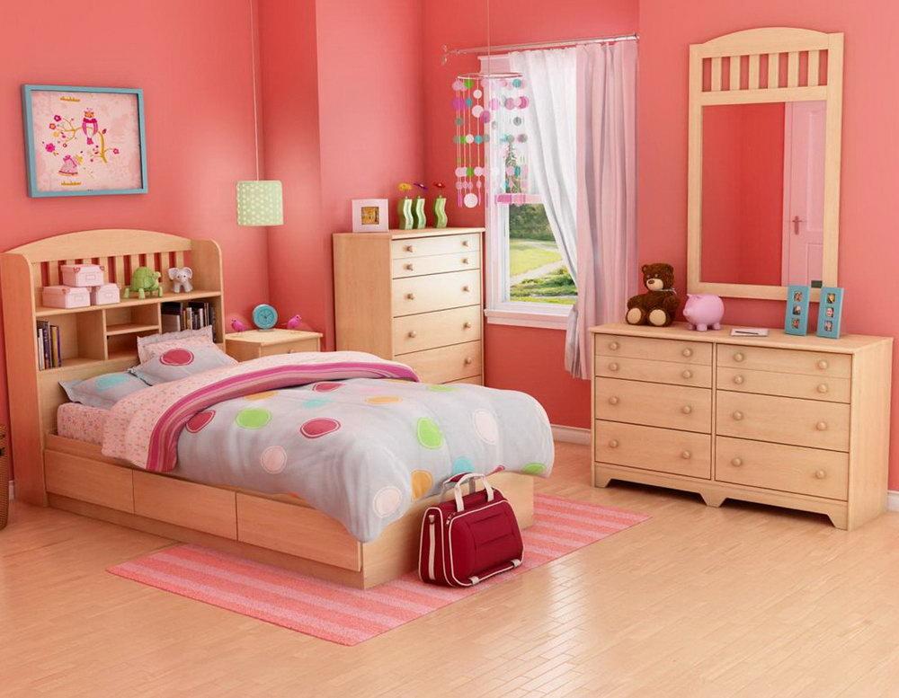 ikea twin bedroom furniture photo - 6