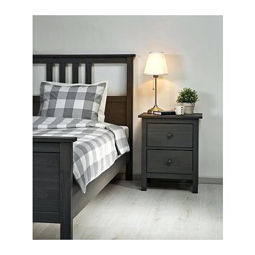 ikea white hemnes bedroom furniture hawk haven. Black Bedroom Furniture Sets. Home Design Ideas