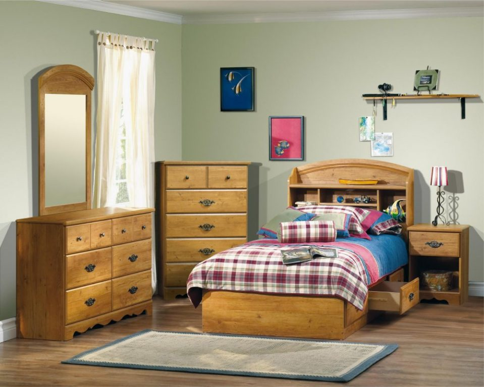 inexpensive bedroom furniture for kids photo - 8