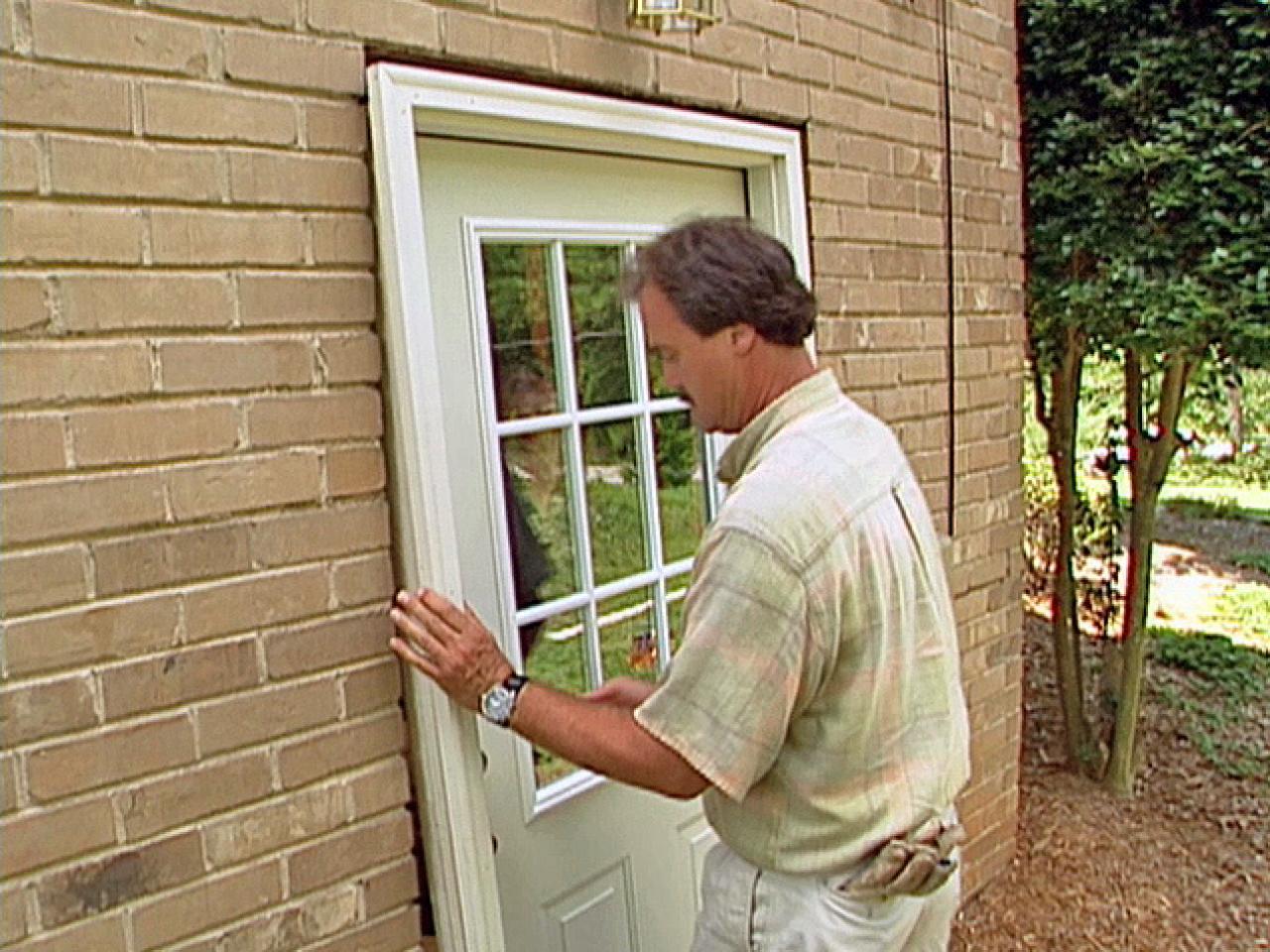 install french doors exterior wall photo - 10