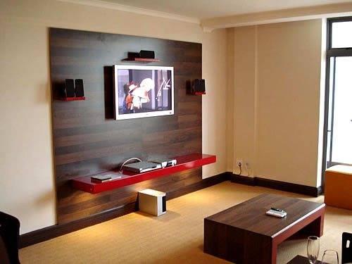 interior design ideas tv unit photo - 7