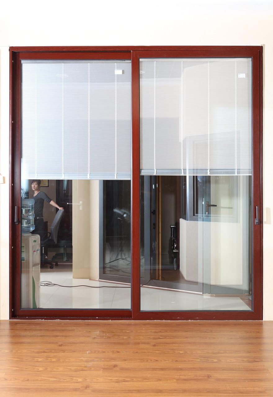 interior electric sliding doors photo - 1