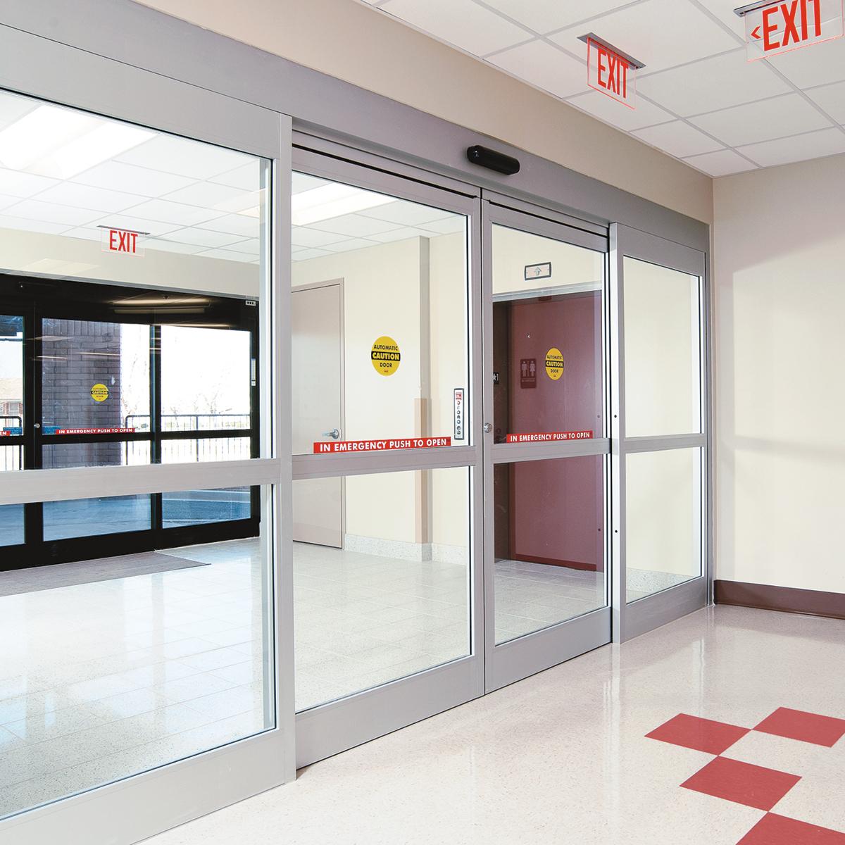 interior electric sliding doors photo - 2
