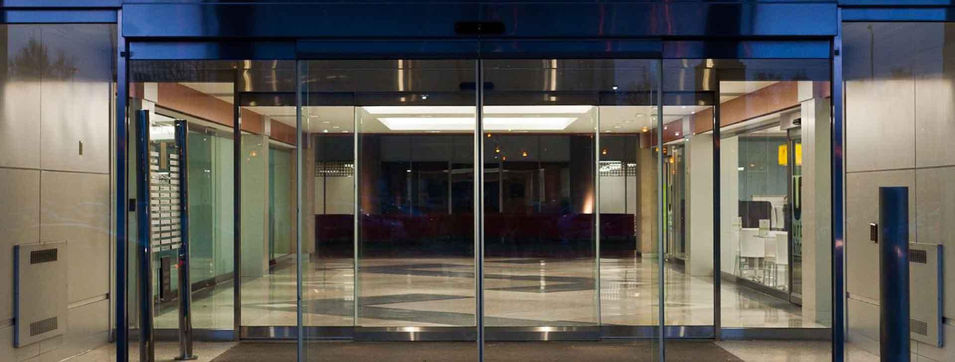 interior electric sliding doors photo - 5