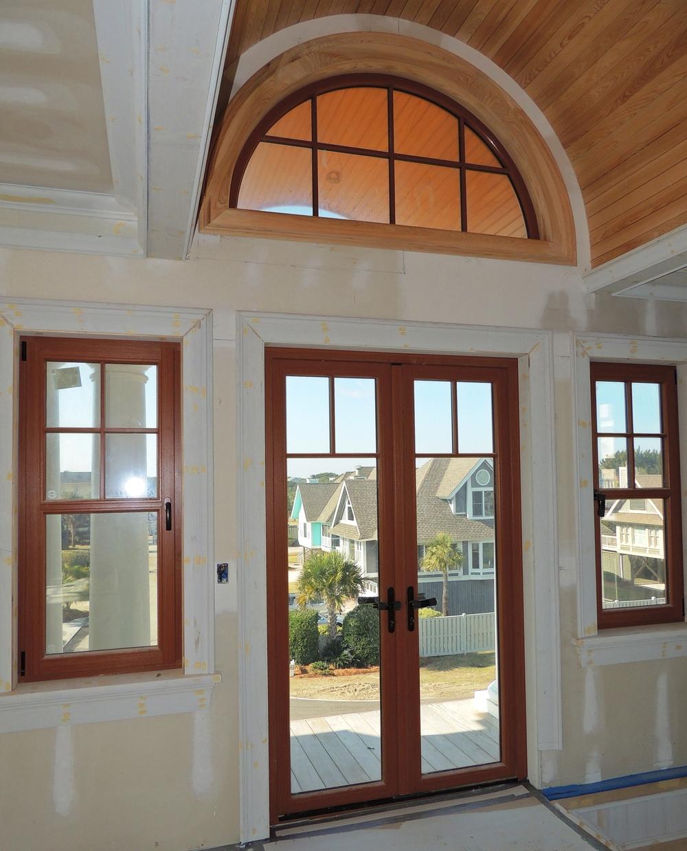 interior exterior french doors photo - 1