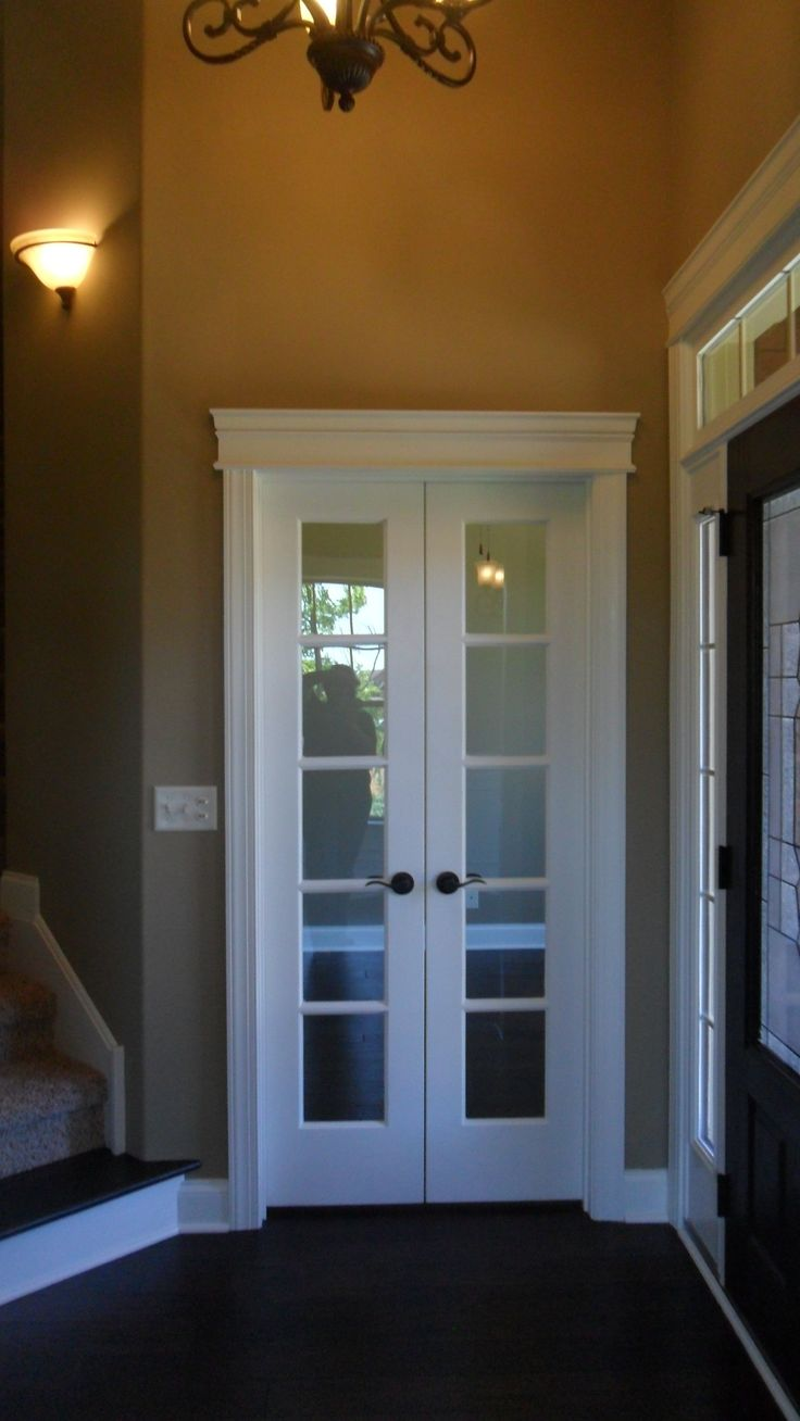 Interior French Doors For Office