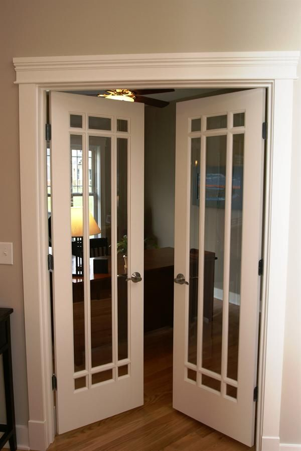 interior french doors for office photo - 6
