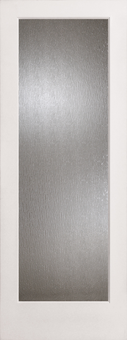 interior french doors with rain glass photo - 1