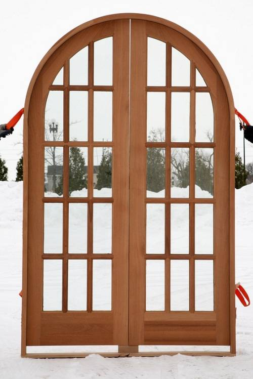 interior french doors without glass photo - 3