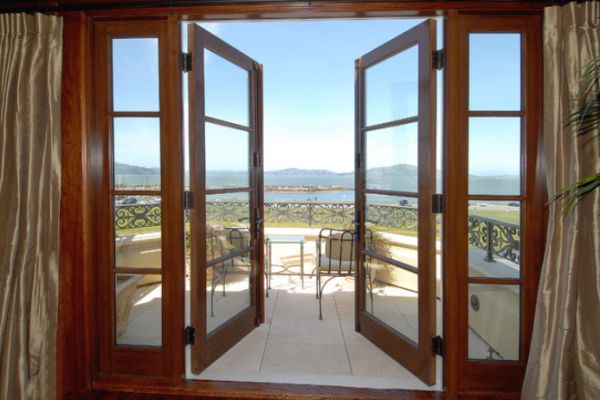 interior french doors without glass photo - 7