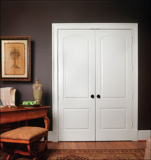 interior french doors without glass photo - 8