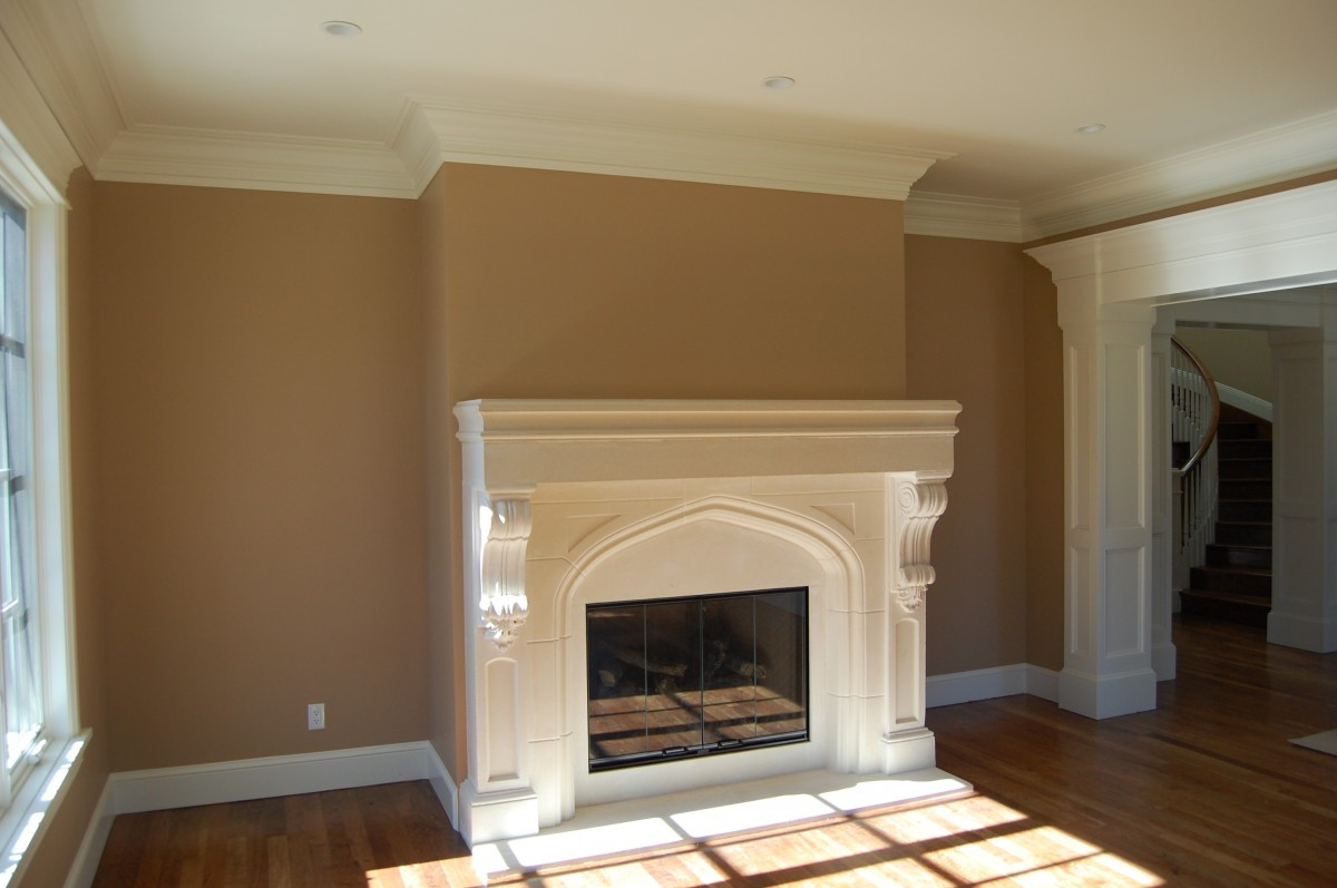 interior house paint photo - 10