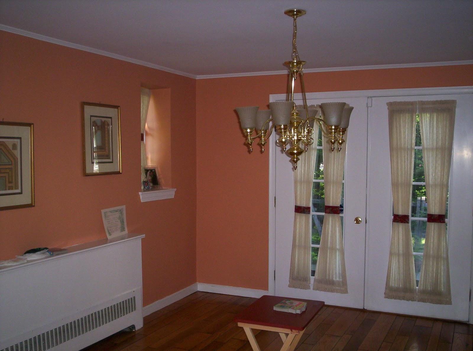 interior house paint photo - 2